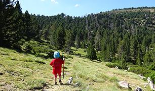 Excursions amb família i nens