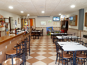 Restaurant-Bar FERRER DE TALL