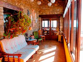 Fonda restaurant CA L�ABEL
