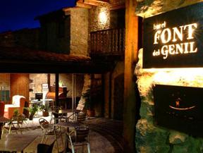 Hotel Restaurant FONT DEL GENIL**