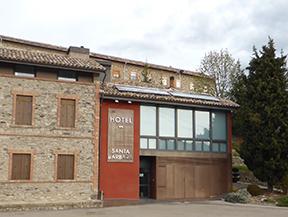Hotel Restaurant SANTA B�RBARA**