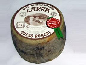 Formatges LARRA - Formatge de Roncal