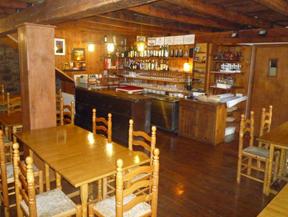 Restaurant - Refugi CASA MASOVER