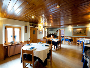 Restaurant Hotel FONDA CAMPI