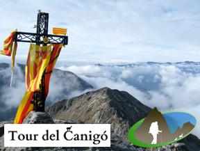 TOUR DEL CANIG� - Ruta per Etapes