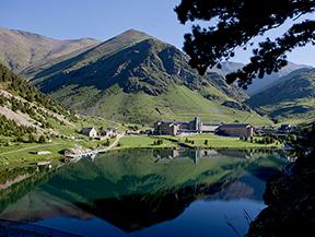 Estació de muntanya Vall de Núria