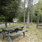 Àrea de pícnic de la vall de l´Artiga de Lin