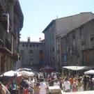 Centre històric de Bagà i mercat medieval