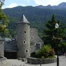 Casa del Parc Nacional dels Pirineus de Saint Lary