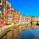 Cases de l´Onyar a Girona