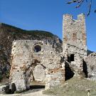 El castell de Gósol