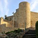 Castell i muralla de Llagostera