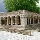 Claustre romànic de Sant Domènec