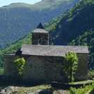 Ermita de Sant Vicenç de Capdella
