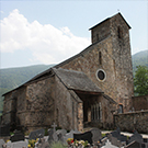 Església d´Urdatx-Santa Grazi (Sainte-Engrâce)