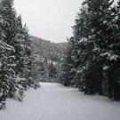 Estació d´esquí nòrdic d´Aransa