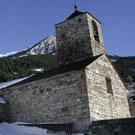 Església de Santa Cecília de Senet de Barravés
