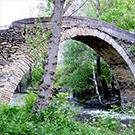 Pont de Cassibrós a la Noguera de Cardós
