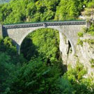 Pont de Napoléo i via ferrada