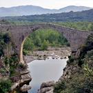 Pont romànic de Llierca