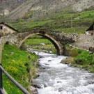 Torre dels Moros i ponts d´Espot