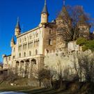 Torre de Riu i capella de la Divina Pastora
