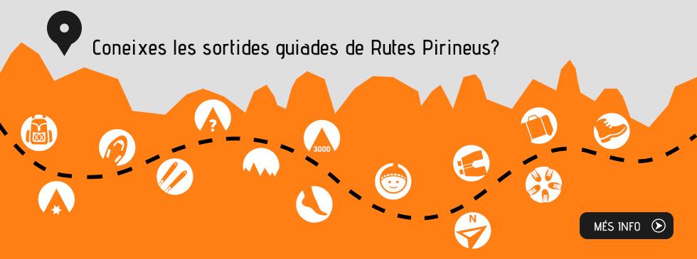 Coneixes les sortides guiades de Rutes Pirineus?