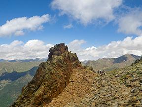 Ascensi� al Monteixo