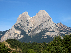 Ascensi� al Pedraforca