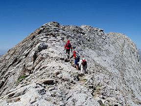 Ascensi� al Ballibierna i Culebres