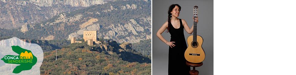 Concert de guitarra amb Maria Ribera Gibal