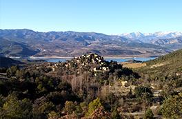 Visita al despoblat de Montesquiu - Festival de Senderisme Conca Dellà