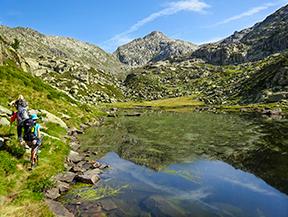 Muntanyes de l�Alt Pallars (4 rutes)
