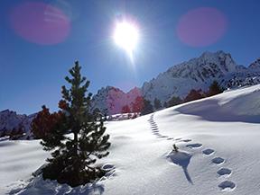 Estanys de Colom�rs hivernal (2 dies)