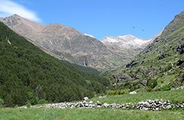 Muntanyes de la Vall Fosca (2 dies)