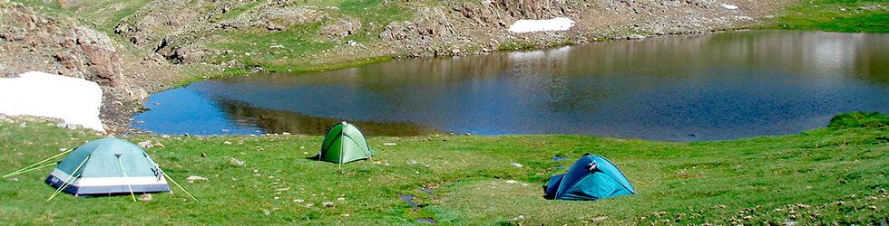Nit de bivac i ascensió al Puigpedrós (2 dies)