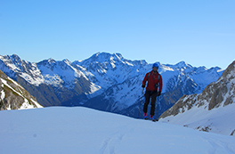 La travessa skimo del Parc Nacional (4 dies)