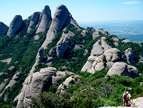 Gran Volta a Montserrat (2 dies)