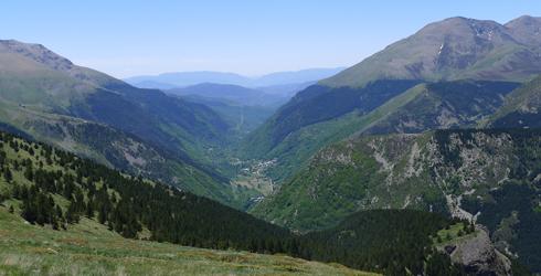 Vall Fosca, Bellera i Manyanet