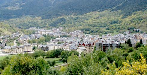 Rutes i senderisme a la val d 39 aran vall d 39 aran rutes - Inmobiliarias valle de aran ...
