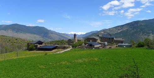 La Vall d��ssua i el Batlliu de Sort