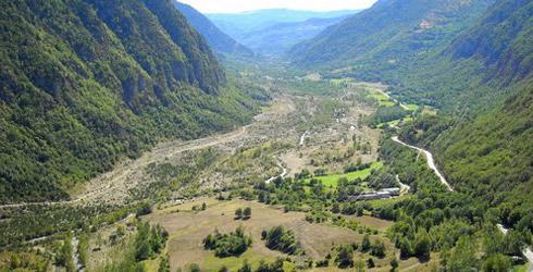 Vall de Barrav�s (Osca)
