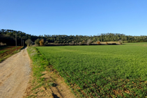 Serra de Millàs.
