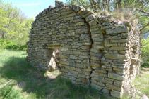 Capella abandonada de Sant Pere.
