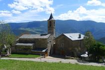 Església de la Mare de Déu de la Candelera (o de la Purificació) d´Enviny.