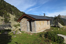 Cabana de Llubriqueto.