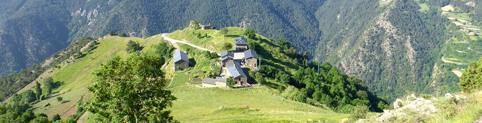 Bony de la Pica (2.402m) des de la Margineda