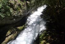 Canal d´aigua.