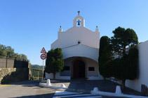 Capella de Sant Baldiri.