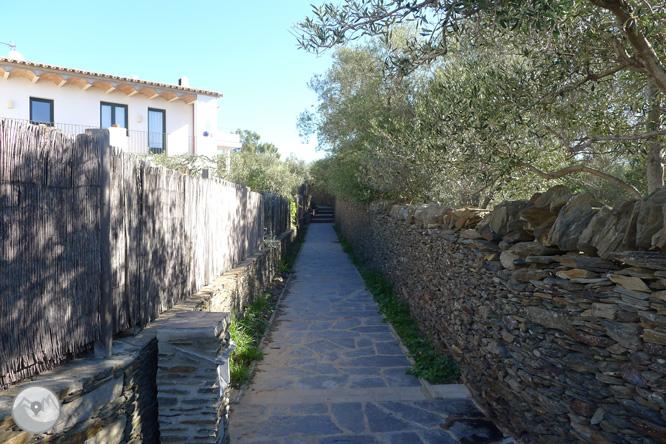 Camí Antic de Cadaqués al Cap de Creus 1